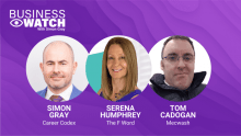 Business Watch with Simon Gray
