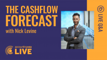 The Cashflow Forecast with Nick Levine
