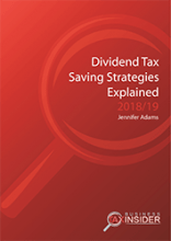 Dividend Tax Saving Strategies