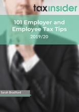101 tax insider tax tips