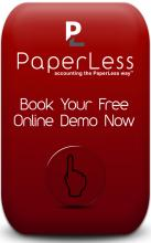Book your Free Online Demo of PaperLess Document Management for Sage