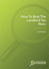 Landlord Tax Rises h