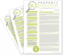 Property Tax Insider 3 free issue trial