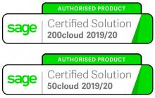 Sage Automation Pack now available from your Sage Marketplace. Visit Sage Marketplace to find out more about Sage certified PaperLess Document Management software.