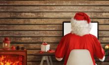 Santa using Excel