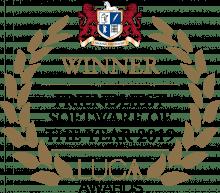 ICB Luca Award - Friendliest Software - Winner - FreeAgent