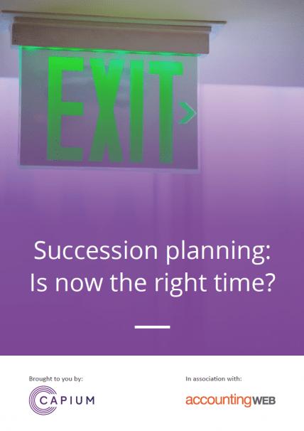 Capium Succession Planning Cover