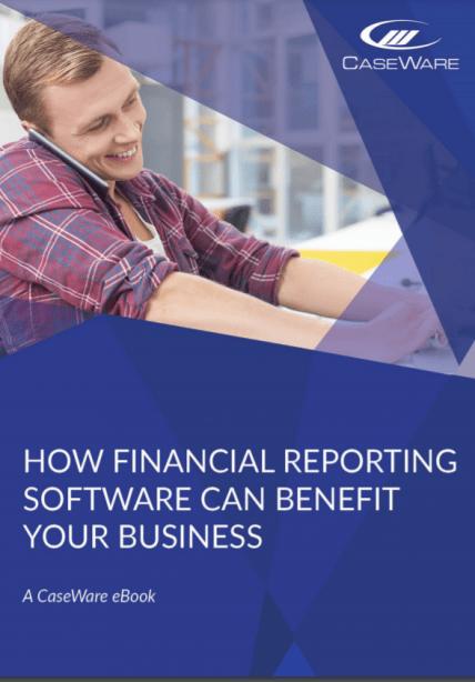 Caseware financial reporting software