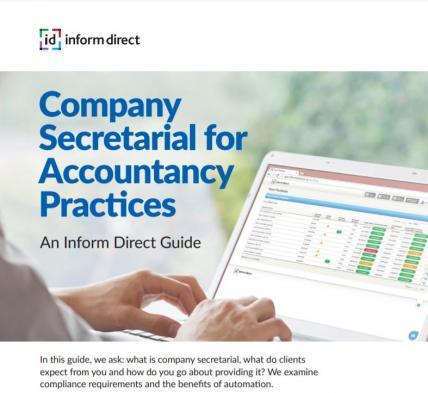 Company Secretarial for Accountancy Practices