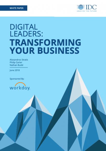 digital leaders cover