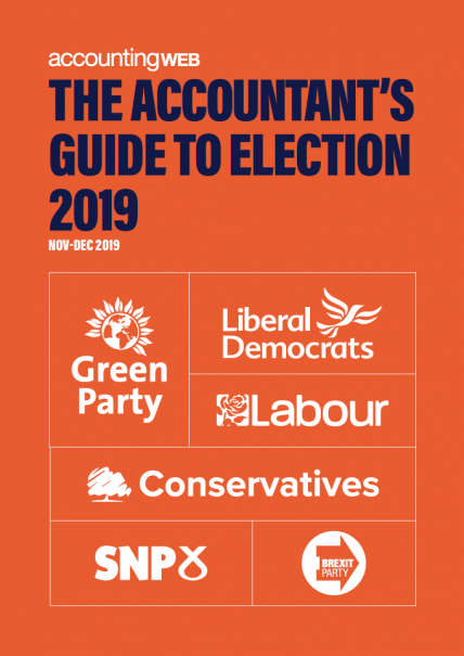 AccountingWEB, The Accountant's Guide to Election 2019