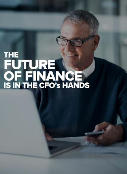 finance in the cfo's hands