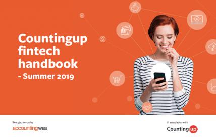 Fintech Handbook Cover