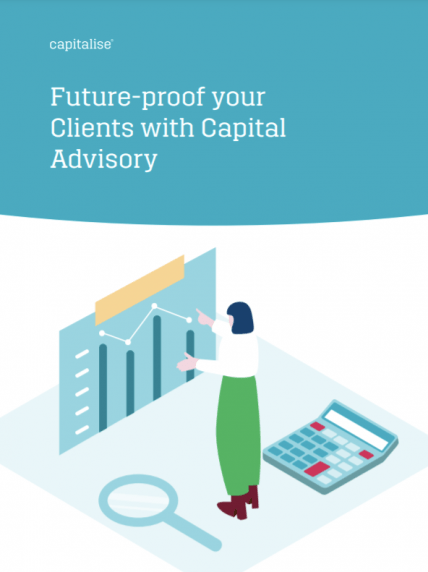 future proof your clients with capital advisory