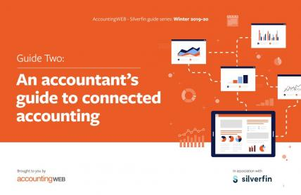 connected accounting silverfin