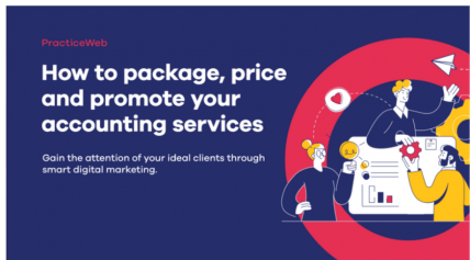 How to package, price and promote your accounting services