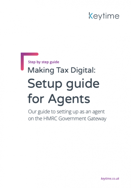 MTD for agents cover