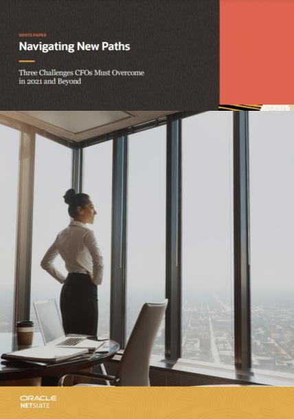 Navigating new paths CFOs