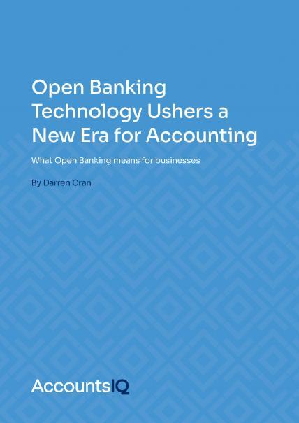 open banking whitepaper