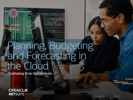 OracleNetsuite Forecasting in the cloud