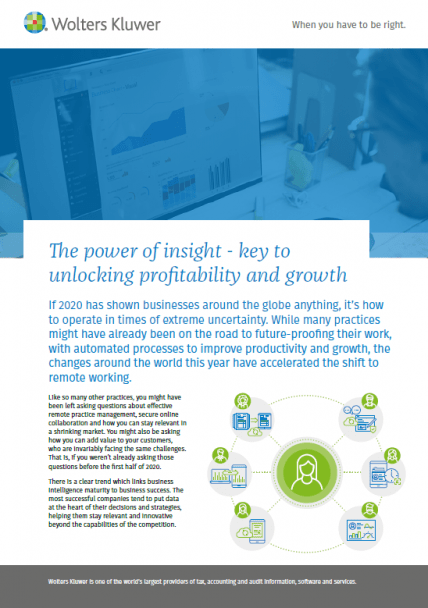 Power of BI Power of insights