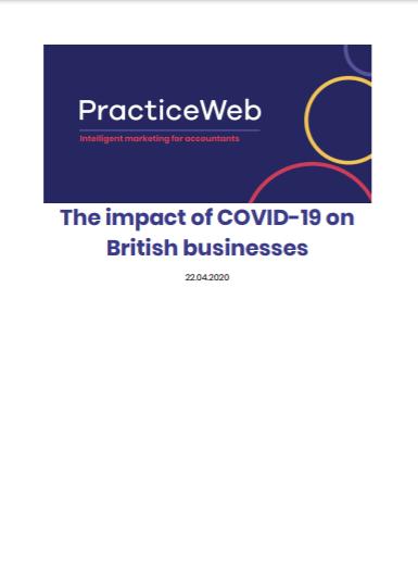 PracticeWEB Covid19 Impact on British Businesses