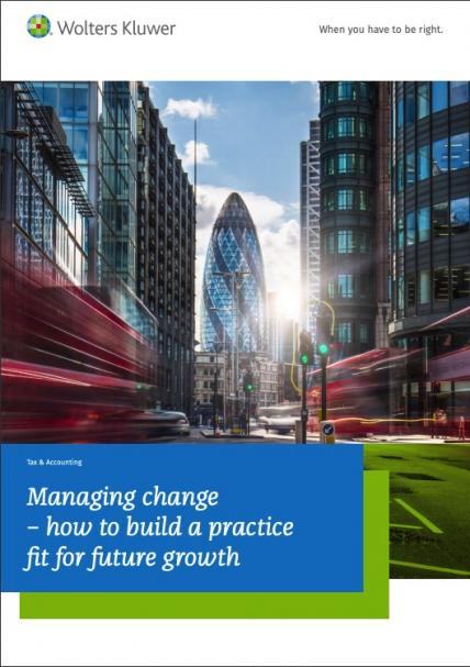 PDF cover - Managing change