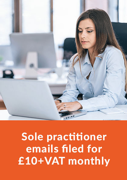 Sole Practitioner Emails Cover