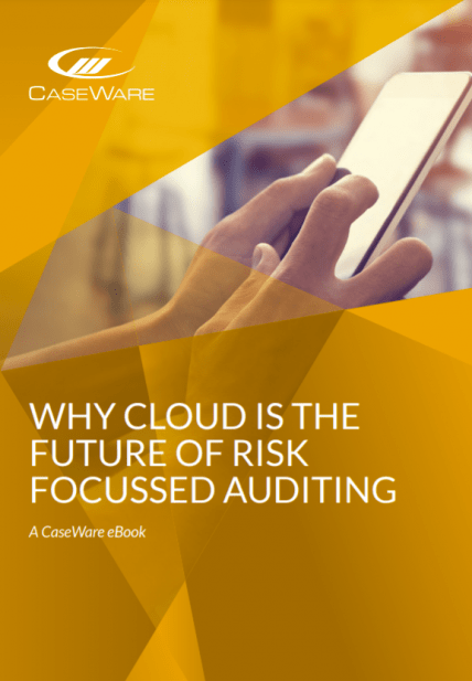 why cloud is the future of risk focussed auditing