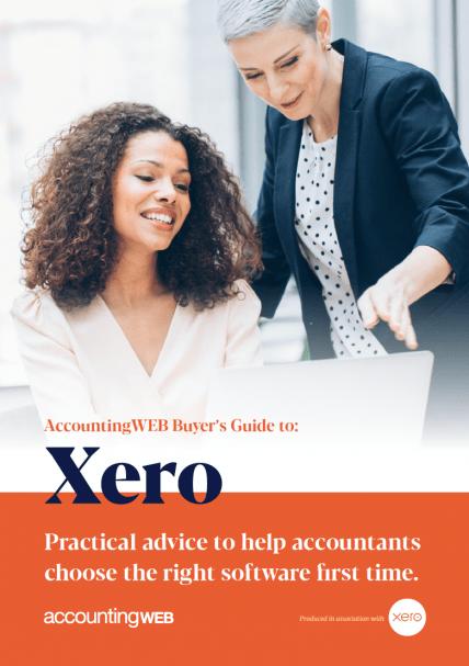 Xero Buyers Guide Cover
