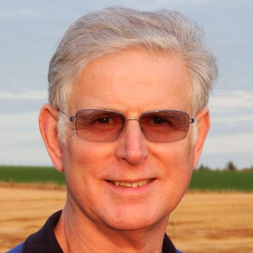 Image of Donald Drysdale, Author