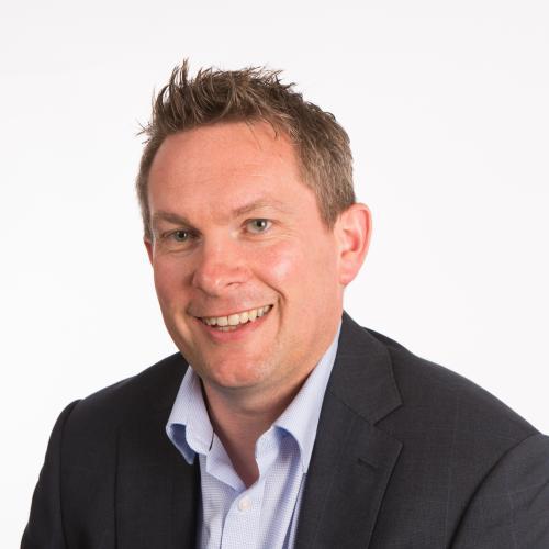 Gareth Charles - Growth Director, IRIS