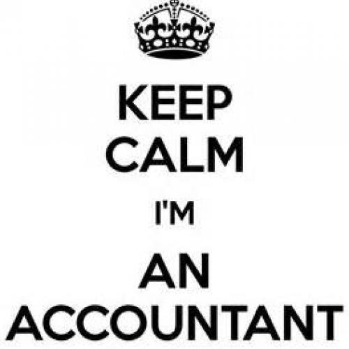Keep Calm, I'm and Accountant!