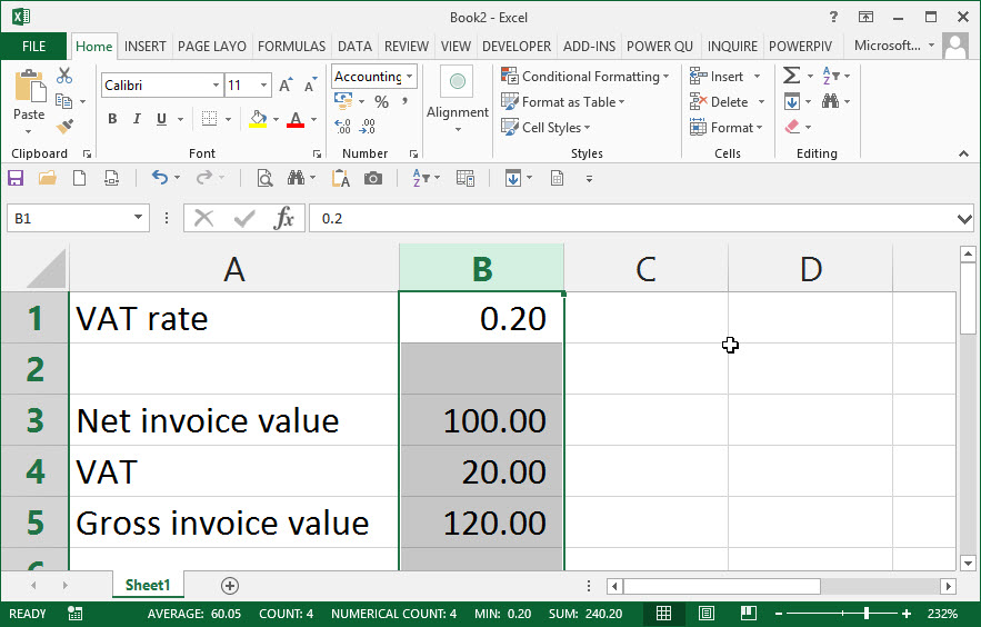 how to get rid of excel combining cells