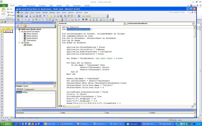 Doc 8150 Excel 2003 Vba On Error Goto 0 17 Related