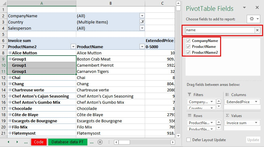 Excel 2016 Pivottable And Power Pivot Changes Accountingweb