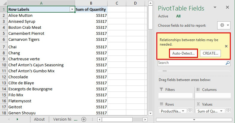 Excel 2016: PivotTable and Power Pivot changes | AccountingWEB